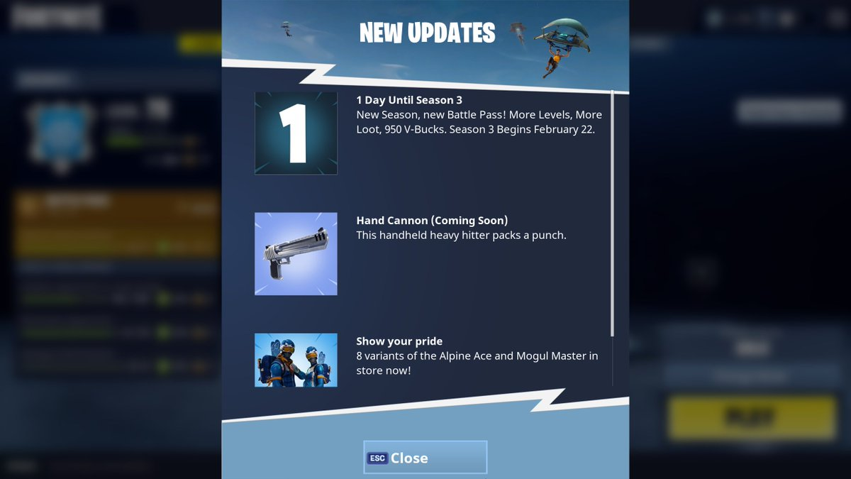 Fortnite News Fnbr News On Twitter Confirmed Coming Soon To