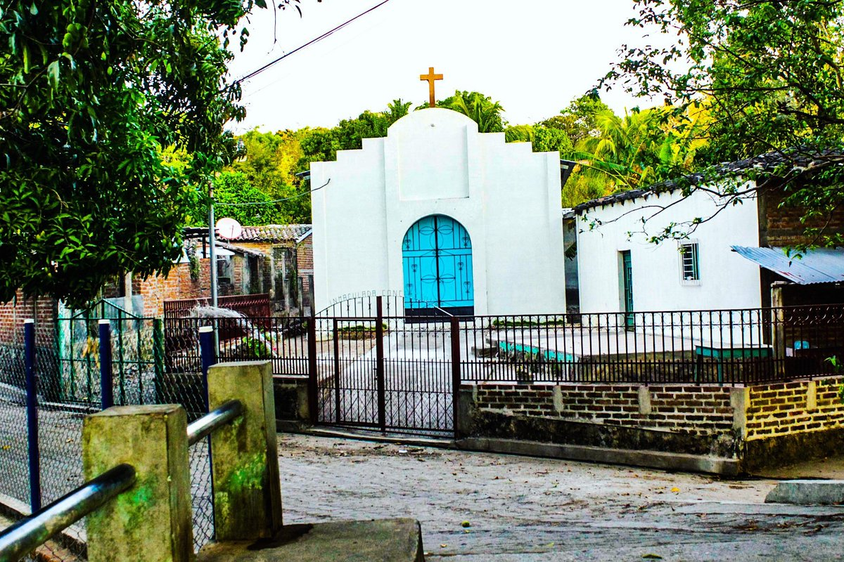 #inmaculadaconcepcio #ElSalvador #SantaA...