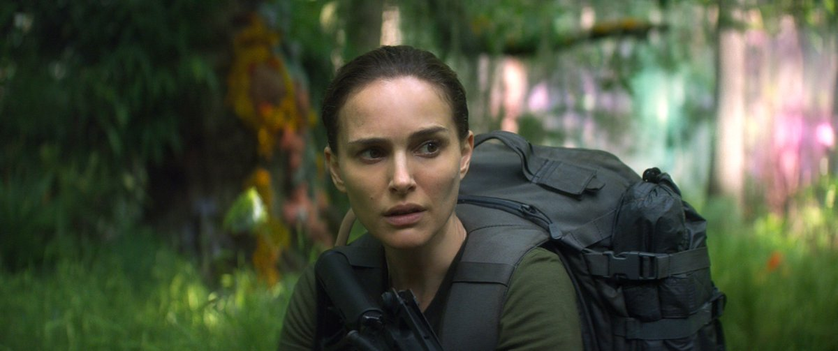 The first #Annihilation reviews are in - currently its #Fresh at 94% on the #Tomatometer, with 17 reviews: rottentomatoes.com/m/annihilation…