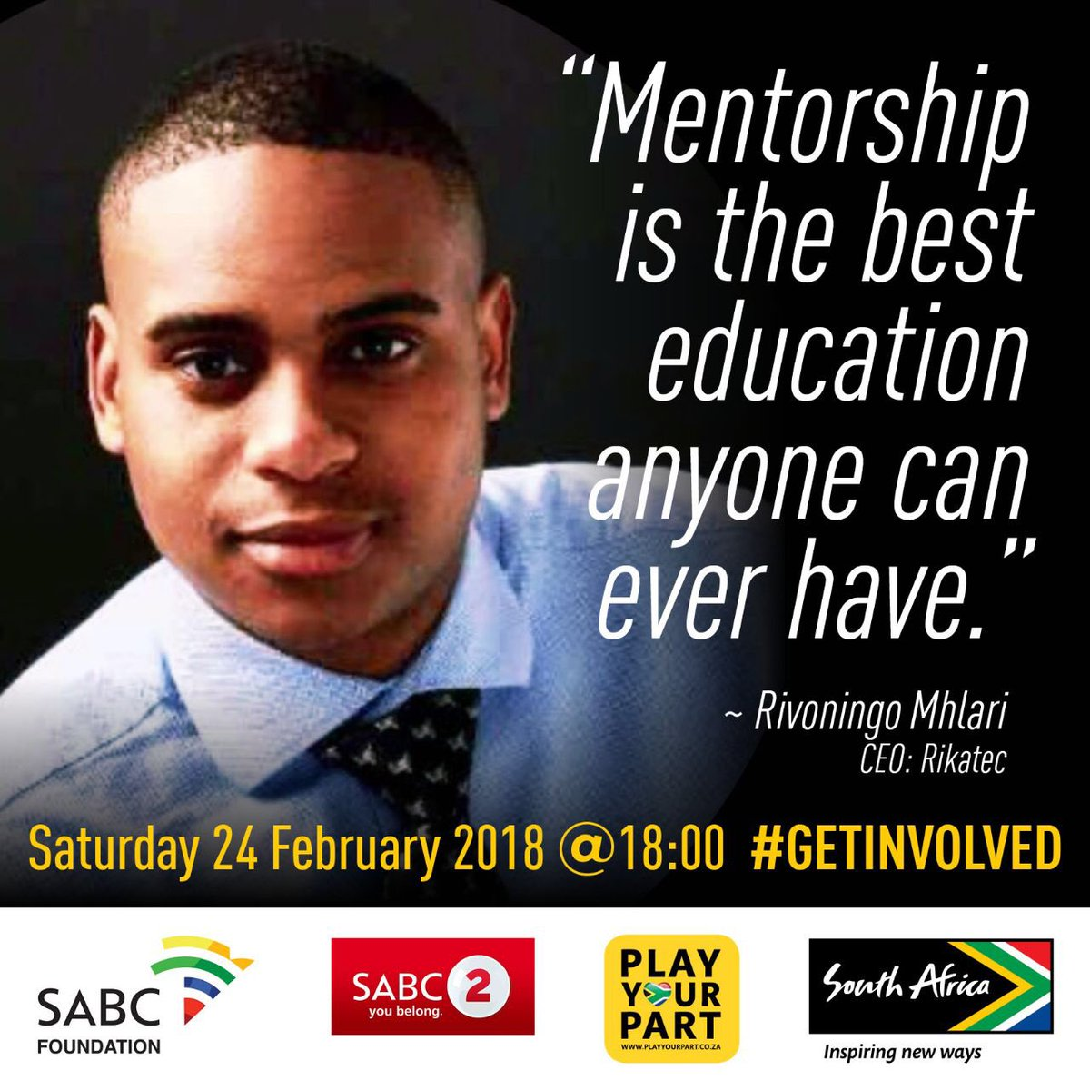 Meet Rivoningo Mhlari, the young entrepreneur who founded Rikatec