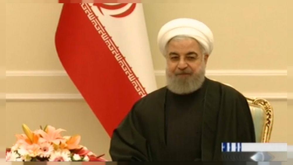 Rohaní: 'El acuerdo nuclear es intocable...