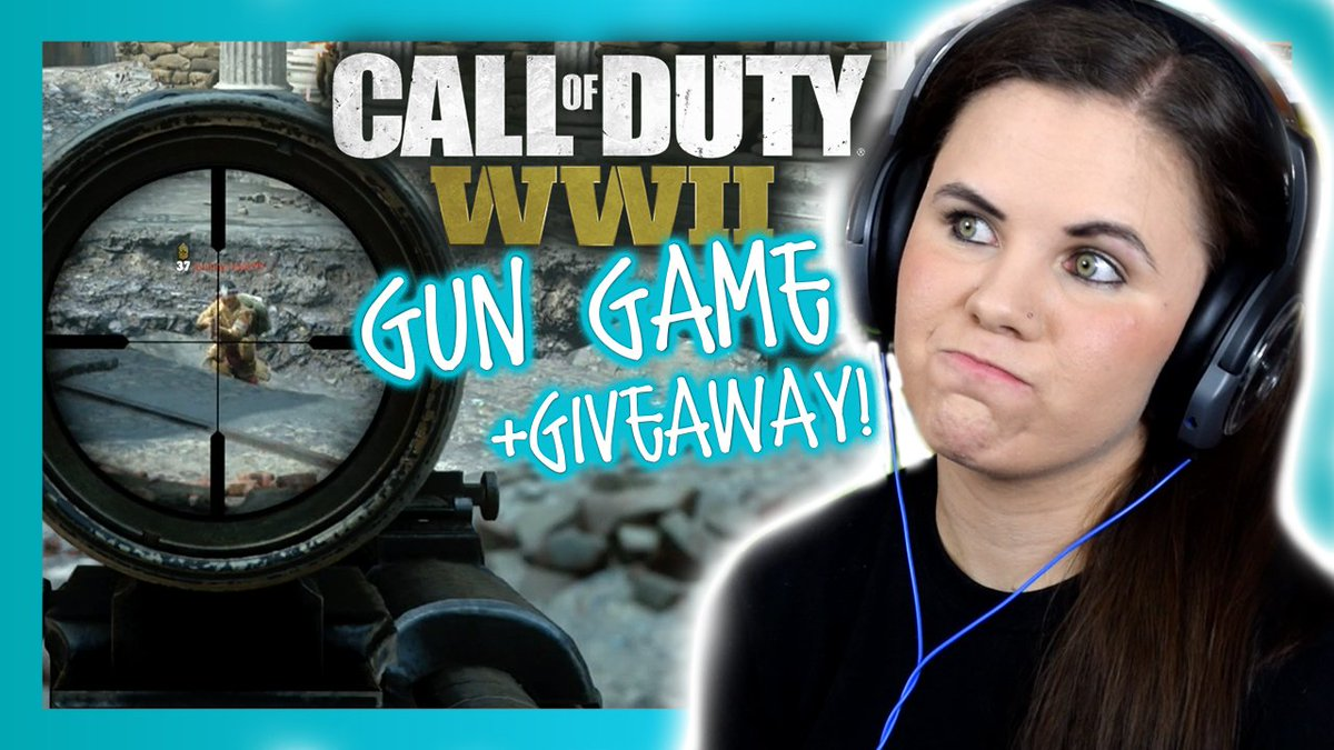 ✨ GIVEAWAY ✨ Win a #CODWWII PS4 Code &am...