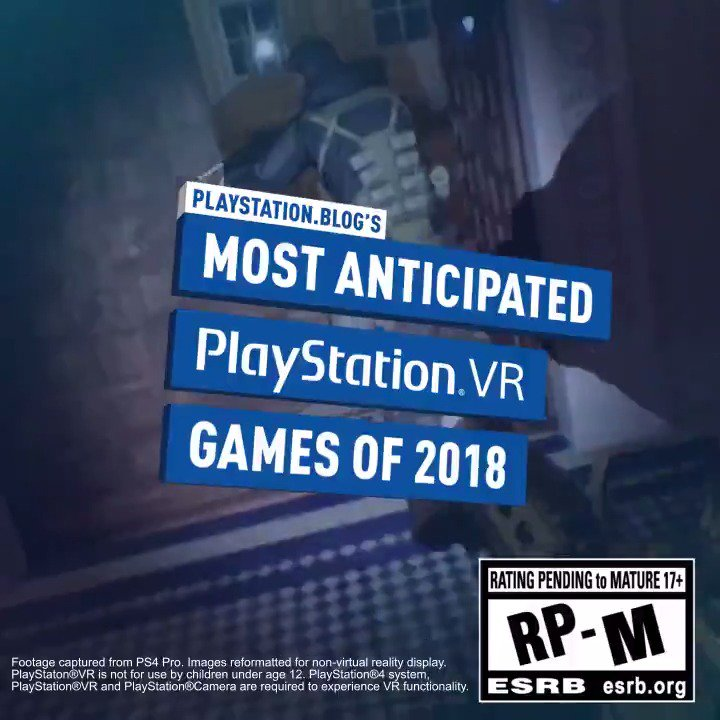 We're itching to get our hands on these six upcoming VR titles. https://t.co/V4wcIygqcd