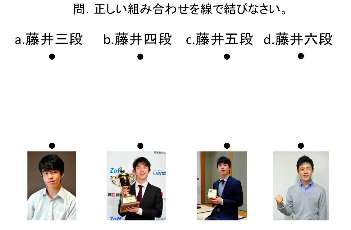 超難問藤井聡太クイズ作ったから解いてみてください