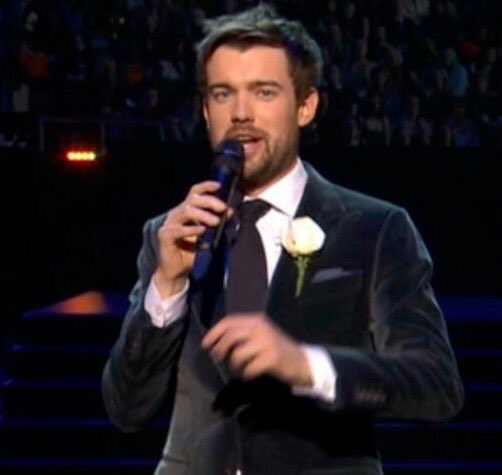 Jack Whitehall at the #BRITs: 'The next presenter is a Tottenham striker, meaning that the award he's presenting is the only trophy he'll be getting his hands on this season.'