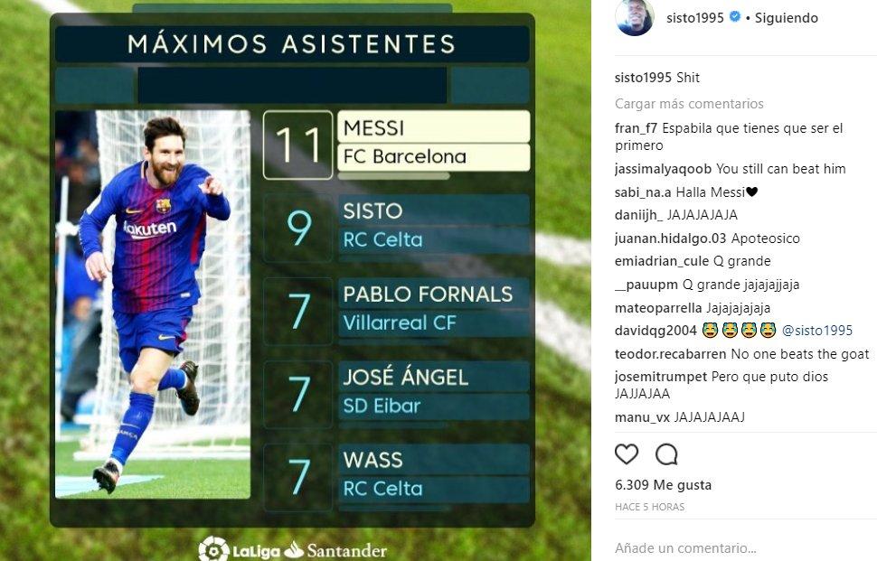 Mundo Celeste's photo on Messi