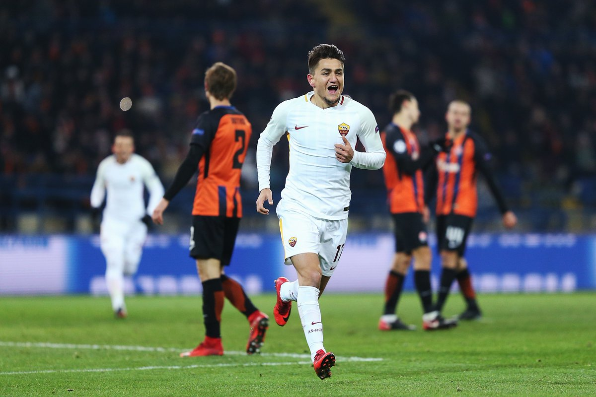 🇹🇷 Cengiz Ünder is the youngest Turkish goalscorer in #UCL history. 💪