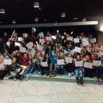 """@BarendrechtnuNL - Ingezonden, Dalton Lyceum #Barendrecht: """"Pre-gymnasiumklas in stijl afgesloten. En met een certificaat. Ouders, opa's en oma's, collega's van po en vo bedankt voor de belangstelling. Pre-gymnasiumklassers, goed gedaan! Misschien tot ziens en succes bij de afronding van groep 8"""" https://t.co/MLlna9m54Z"""