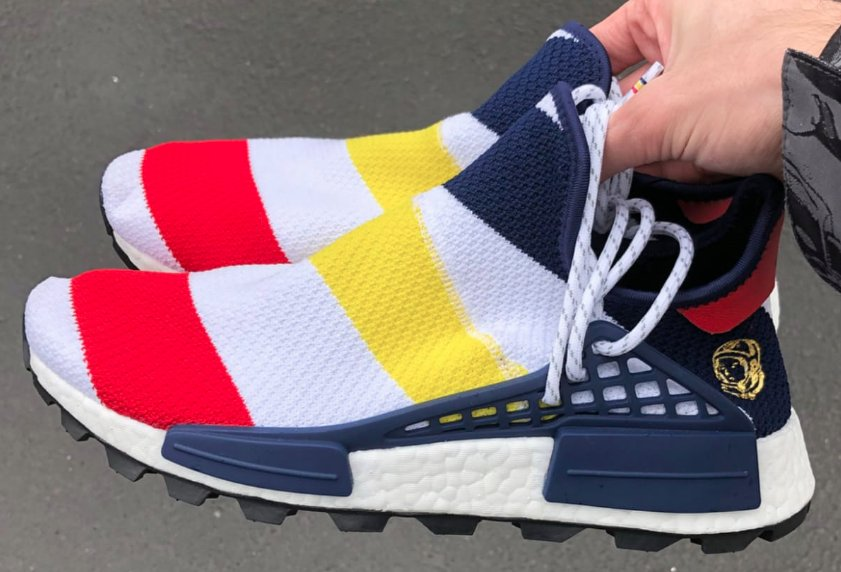 New BBC x adidas NMD Hu dropping late 2018: https://t.