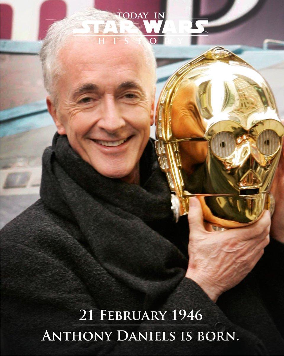 Anthony Daniels (born 1946)