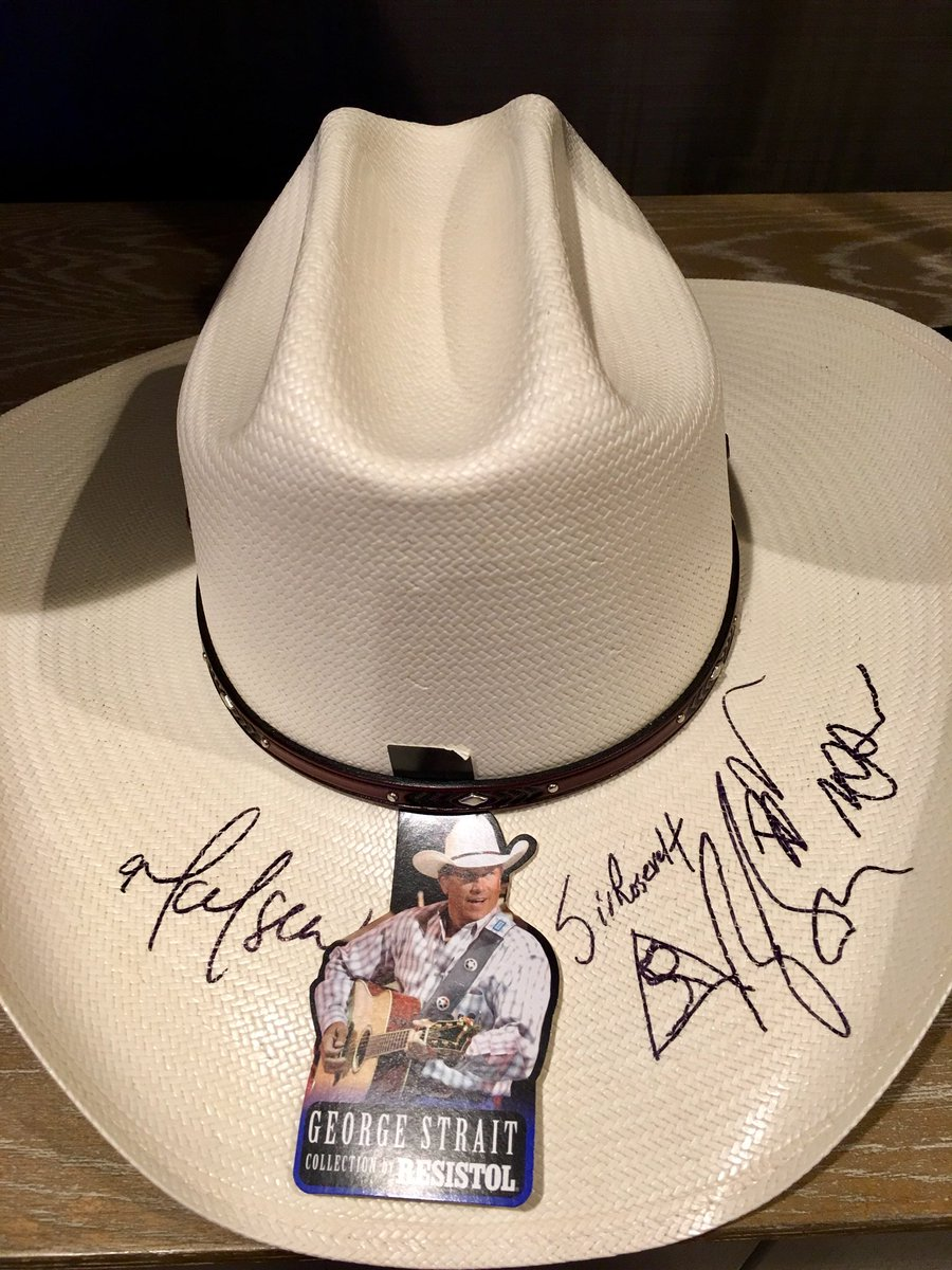 Ty Kelly u0026 Chuck on Twitter  BID on this @Resistolhats autographed by @KelseaBallerini AND Zac Brown u0026 @SirRosevelt at the link below! & Ty Kelly u0026 Chuck on Twitter: