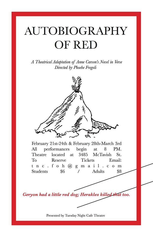 a literary analysis of autobiography of red by anne carson Autobiography of red by anne carson in epub, fb3, txt download e-book.