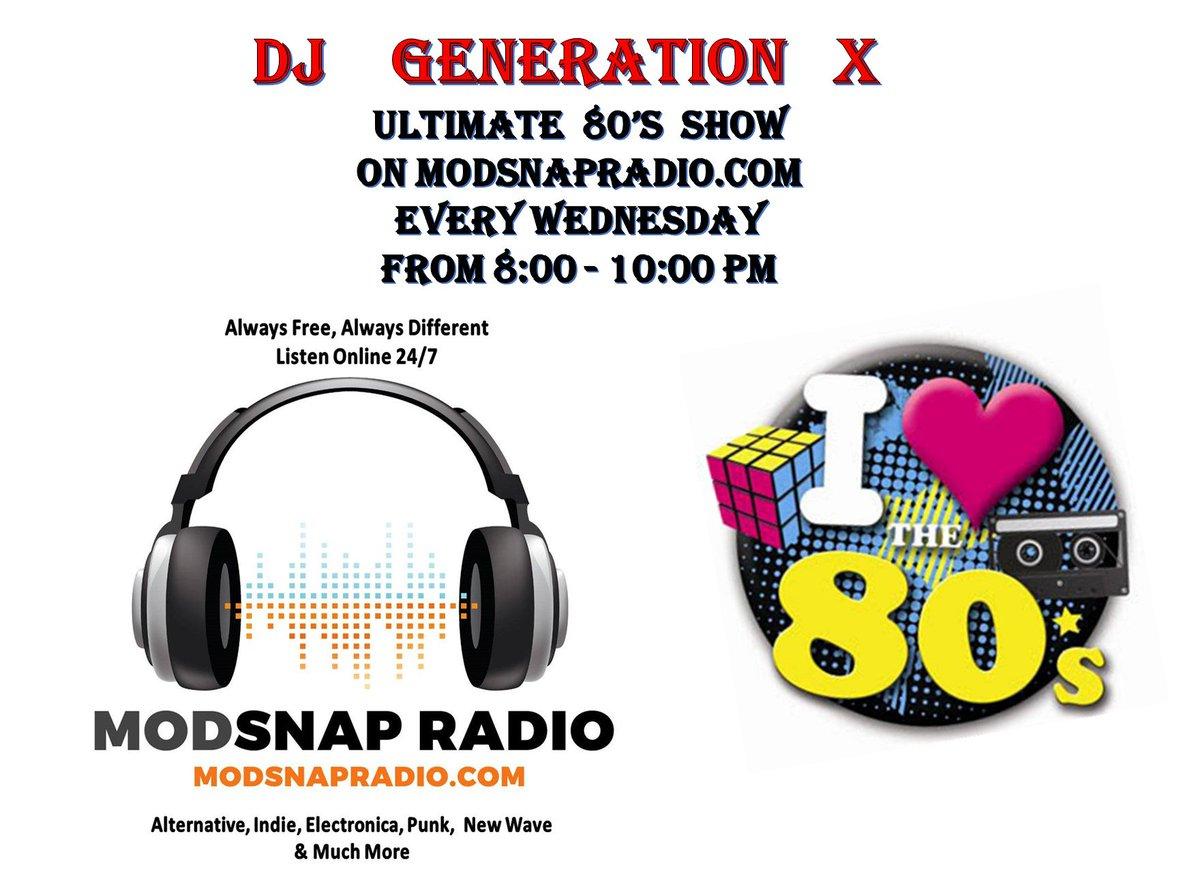 DJ Generation X on Twitter: