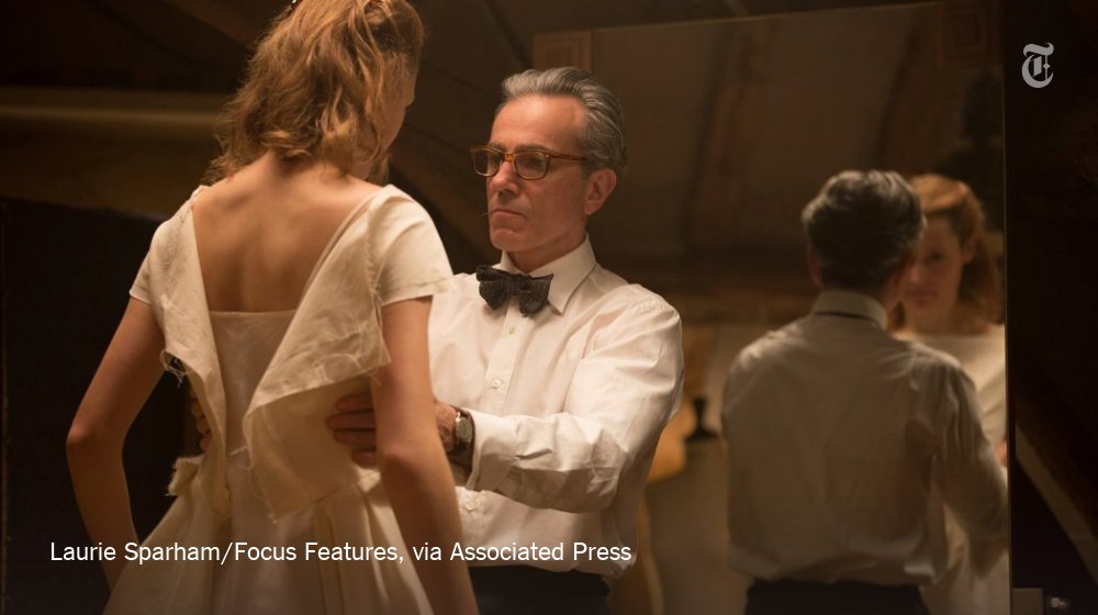 How Radiohead's Jonny Greenwood wove the 'Phantom Thread' score https://t.co/8Vum4gcjQc https://t.co/RjWsYnQgl2