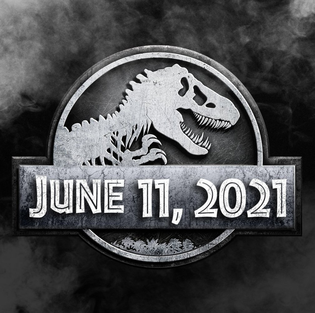 Hold on to your butts. Jurassic World 3...