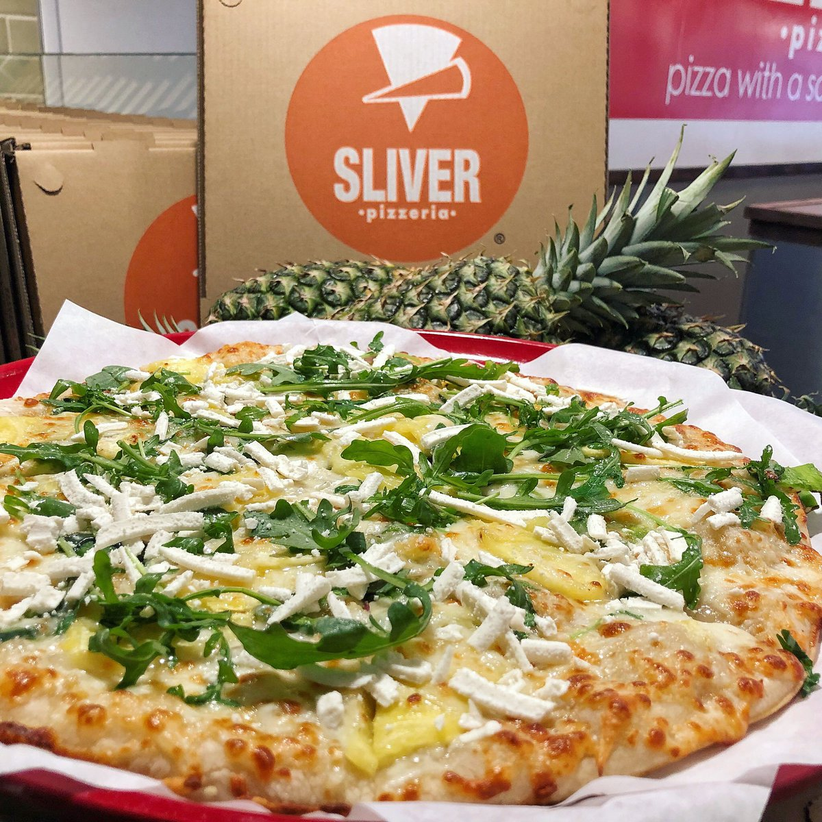 Sliver Pizzeria On Twitter For Those Who Were Sad To Miss Pineapple Day Previously Here S Your Chance For Some Delicious Pineapple Pizza Pineapplepizza Sliverpizzeria Pizzaoftheday Https T Co 0shpcc6gt0 Menus weekly pizzas telegraph broadway shattuck events locations. twitter