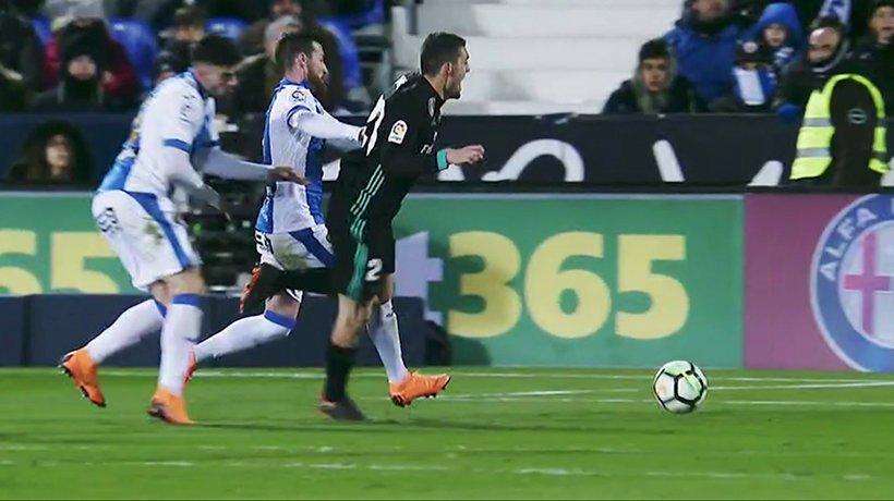 El Bernabéu's photo on Kovacic