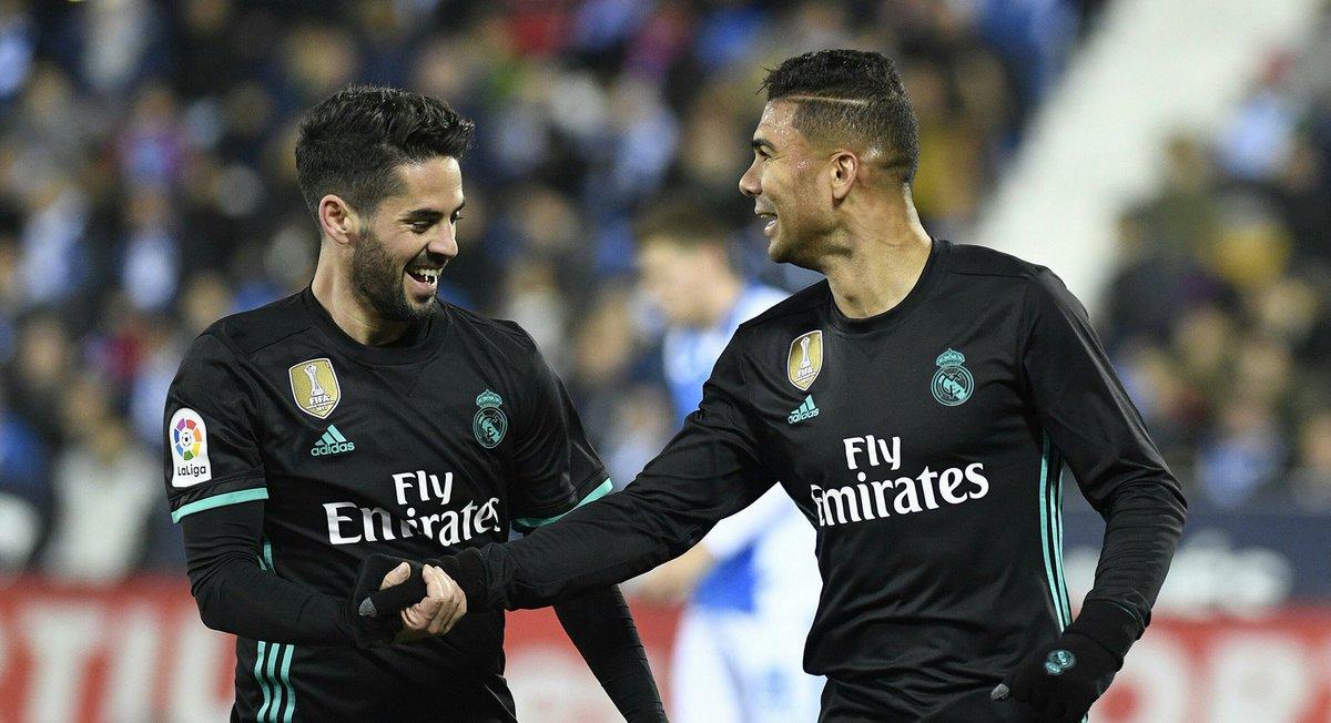 LIGA J 16 21/02/2018  LEGANES  REAL MADRID - Página 2 DWlUrGFW4AAc7XZ
