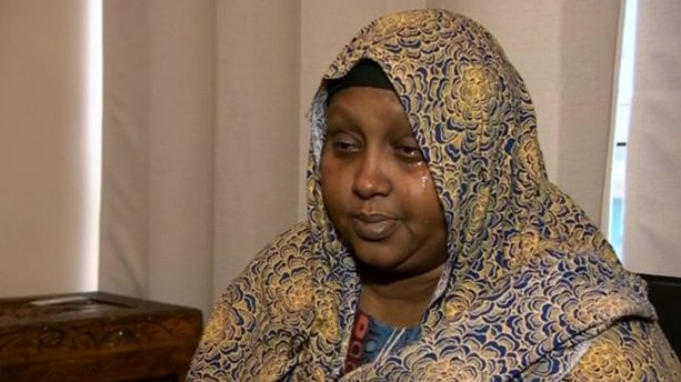 'Please, I beg you, people who got a knife, stop please' -- #Camden stabbing victim Sadiq Adan Mohamed's mother, Fowsiya Abdi, calls for an end to knife crime https://t.co/ZGvrNAJNg0