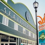 There's still time to receive half-price admission to 40 museums, including the @seattleaquarium, during #SeattleMuseumMonth!