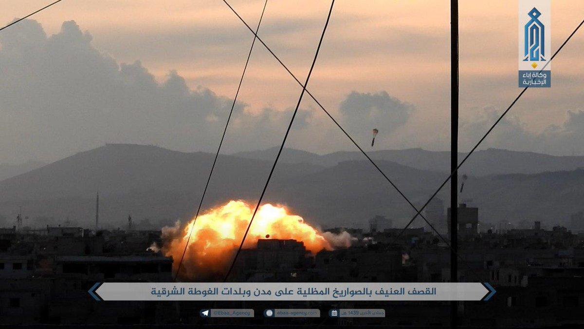 Syrian War: News #17 - Page 6 DWlaHk8WsAE4ya1