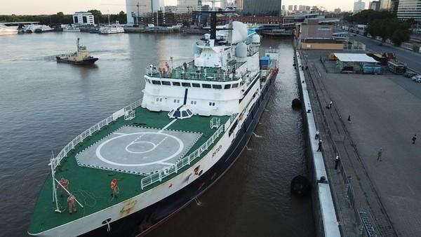 Submarino ARA San Juan: suspenden las licitaciones para la búsqueda https://t.co/VgHAlsbicn