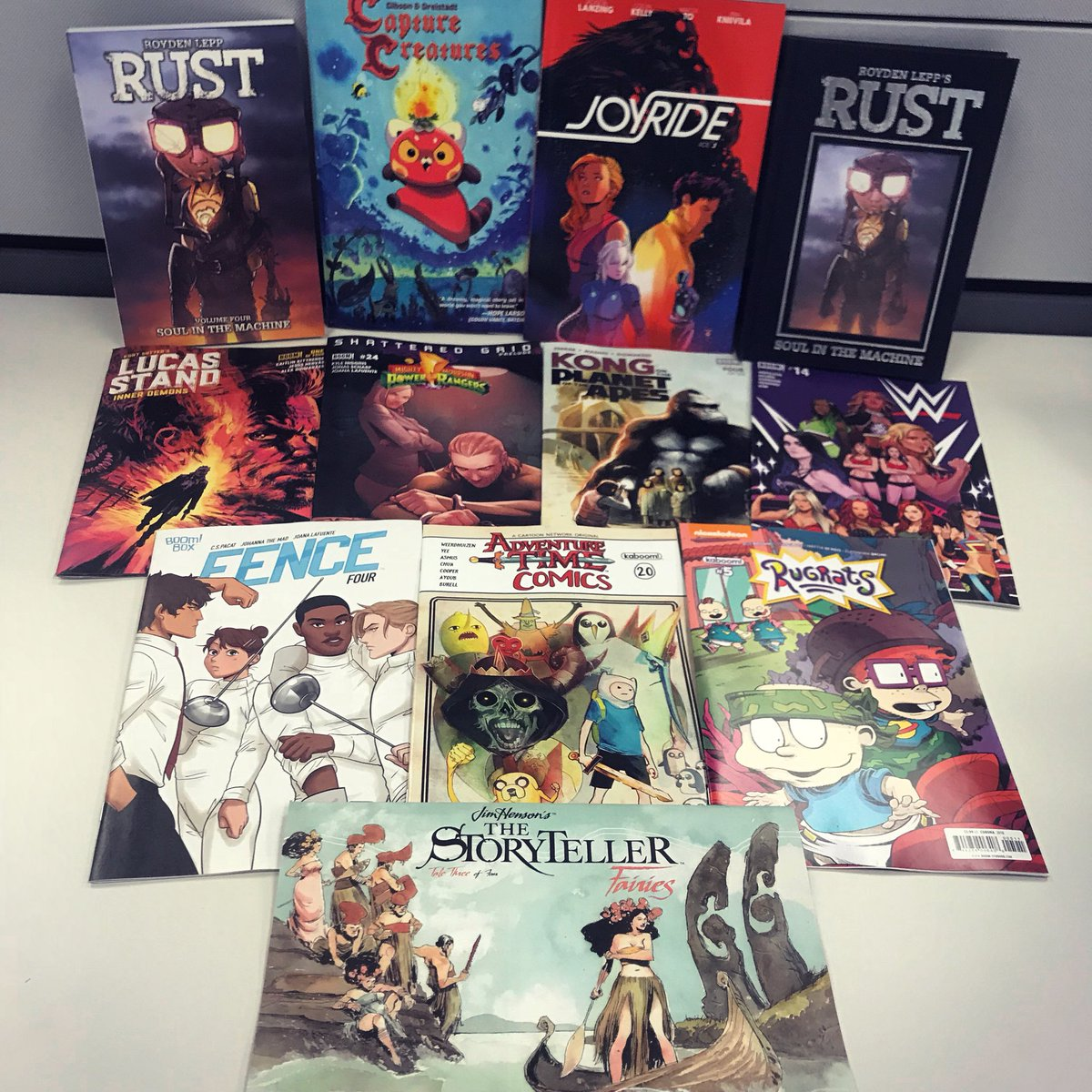 Happy #NCBD everyone! What's on your pull list this week?
