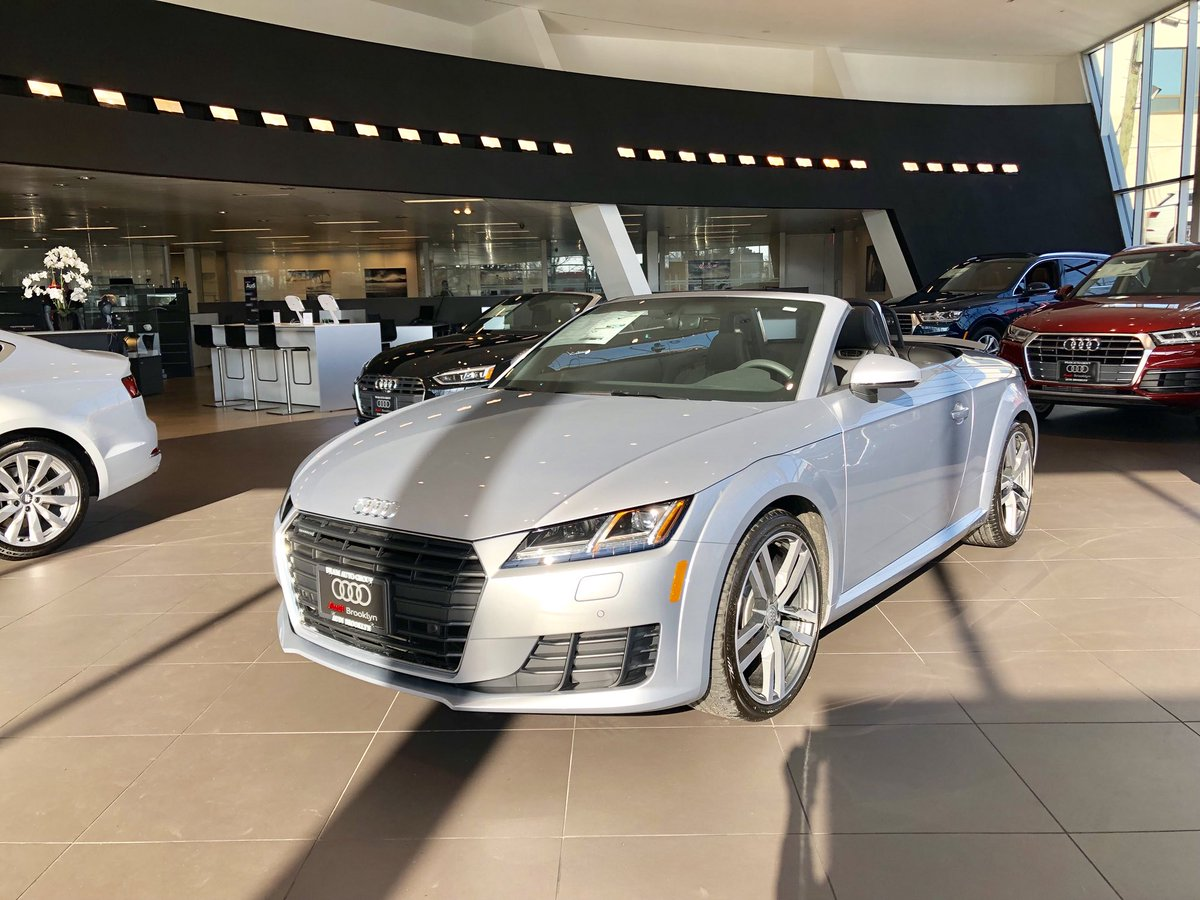Audi Brooklyn On Twitter When MotherNature Hands You A Summer - Audi brooklyn