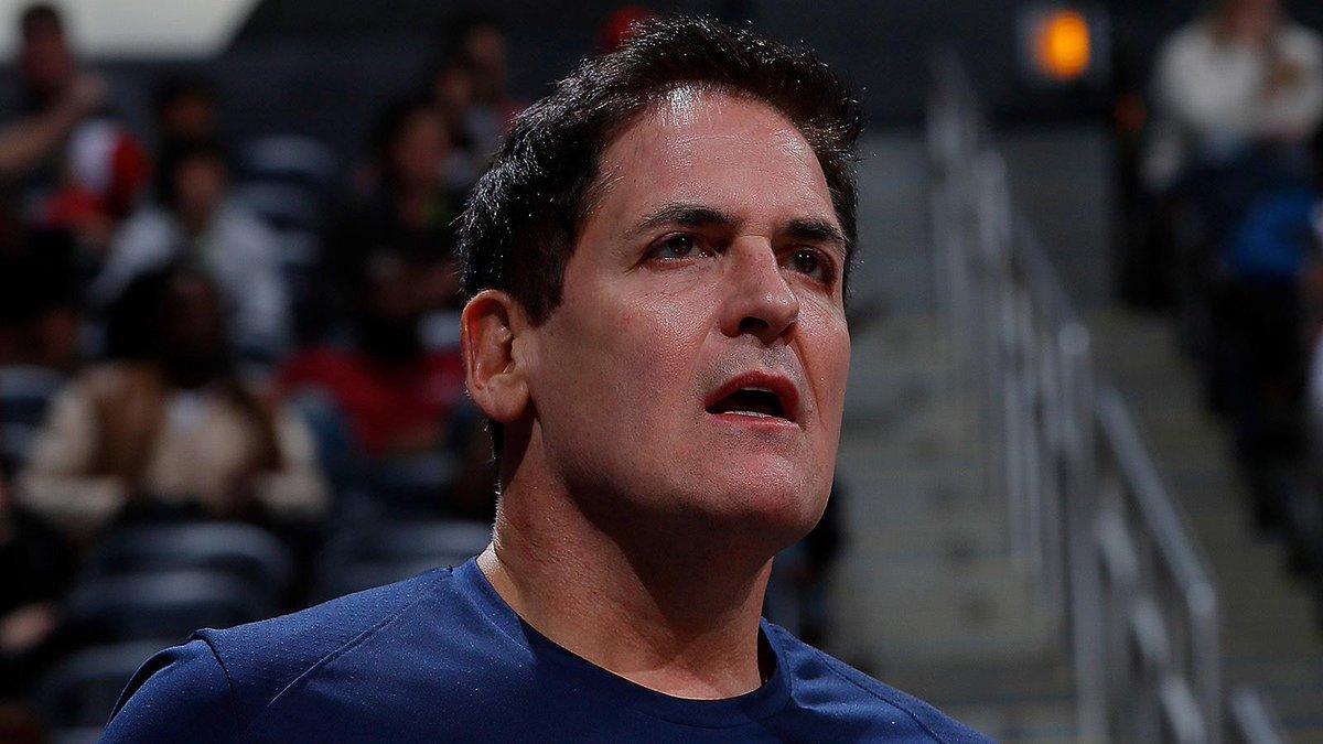 SportsCenter's photo on Mark Cuban