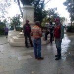 Patrullaje Con Interacción En La Plaza Bolívar Del...