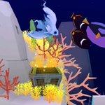 My Ghost Fish:)  #taptapfish Download: https://t.c...