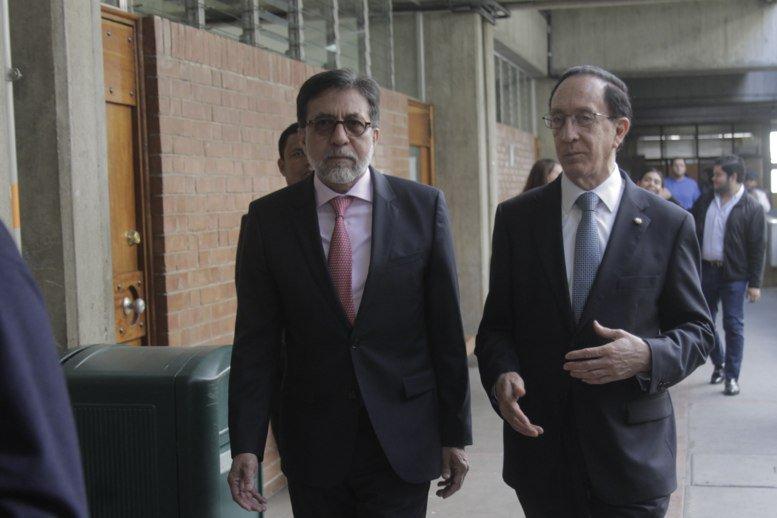Embajador Arreaga: Cultura de corrupción impide cultura de legalidad. bit.ly/2EKAPec