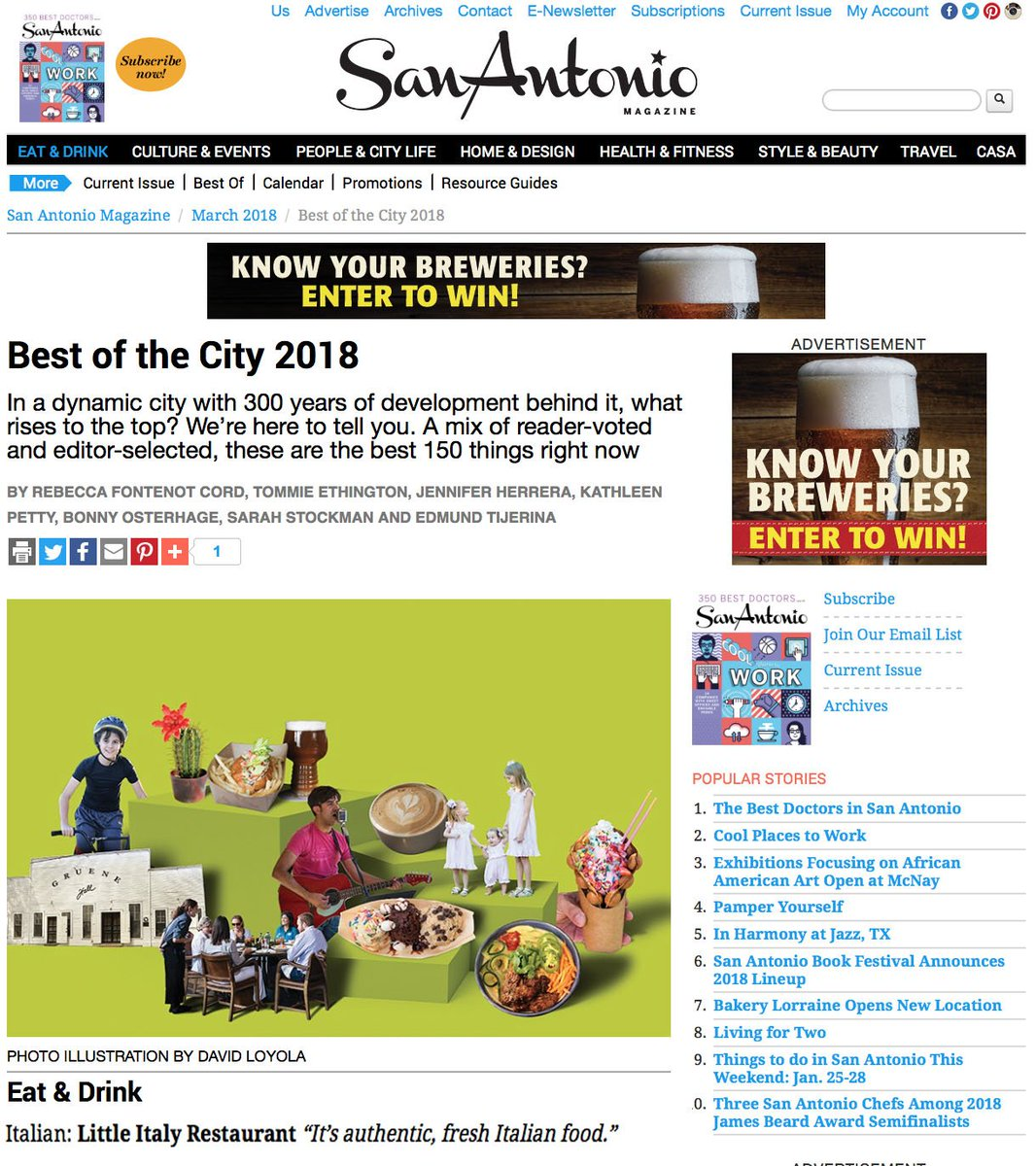 Littly italy satx on twitter hooray we have been named best we have been named best italian by san antonio magazine in this years best of the city sanantoniomagazine bestofthecity satx sanantoniomag publicscrutiny Images