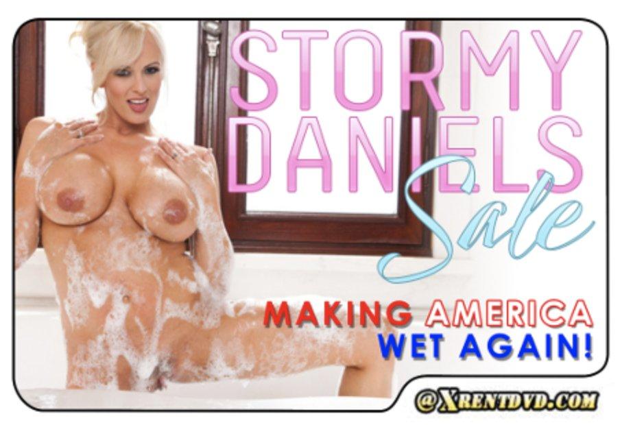 #StormyDaniels Make America Wet Again Sa...