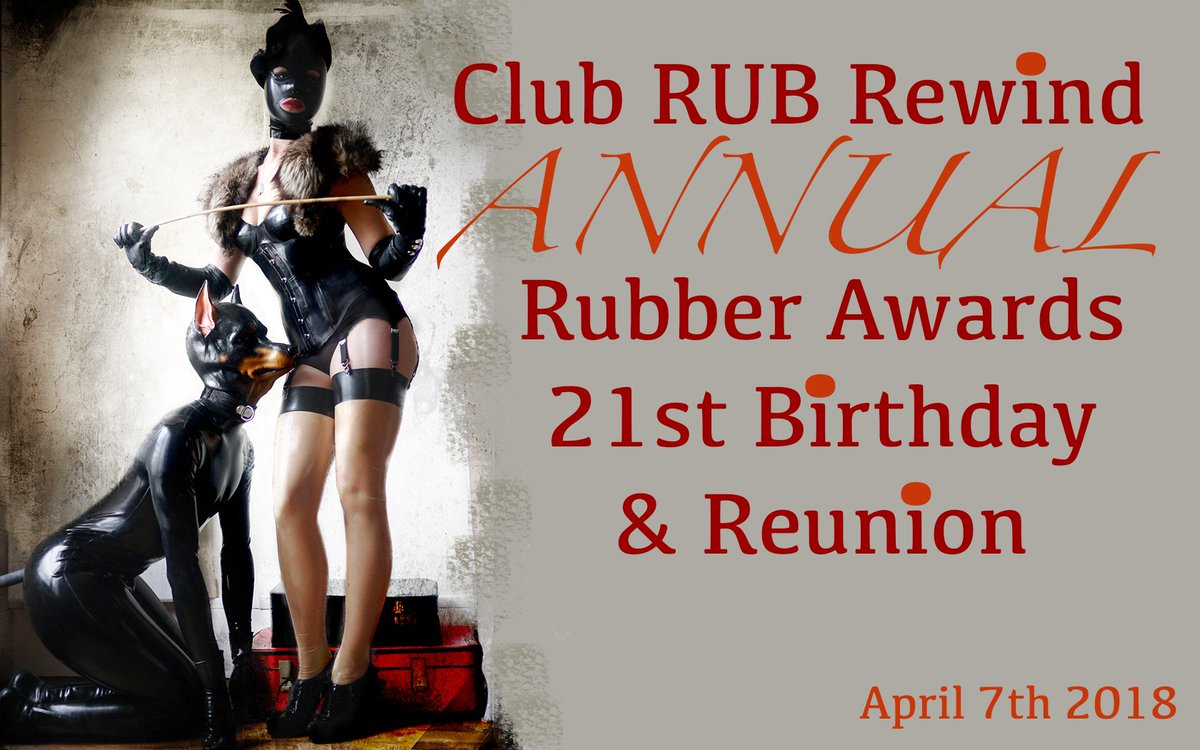 NEWSLETTER. Club RUB presents the Annual...