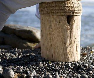 Briccorda - driftwood  rope seat https:/...