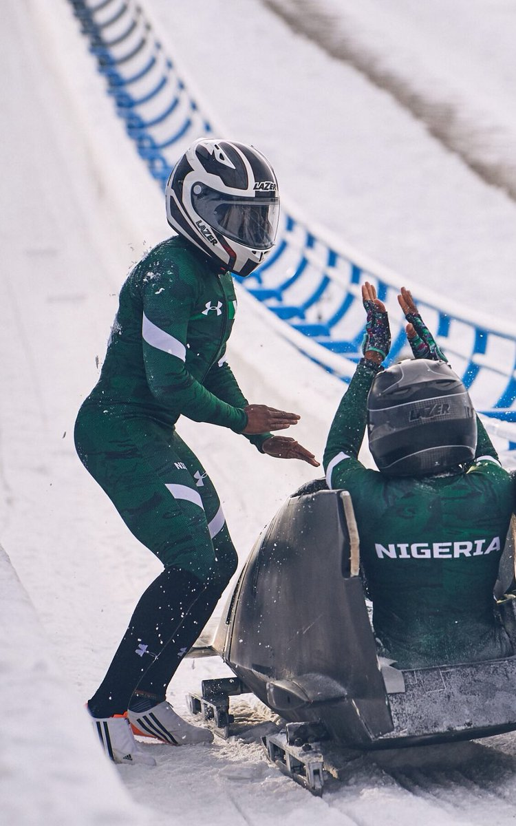 Nigeria's Women Bobsleigh Team Finish 20th https://t.co/mScvF3E4Is via @heraldng