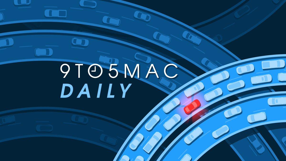 032: New iPad rumors, first HomeKit baby monitor, Alto's Odyssey | 9to5Mac Daily https://t.co/mPAYAxqY3S with @apollozac