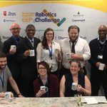 Image for the Tweet beginning: Brilliant teachers. Toasting great @Tomorrows_Eng