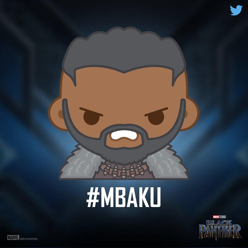 Winston Duke's photo on #Mbaku