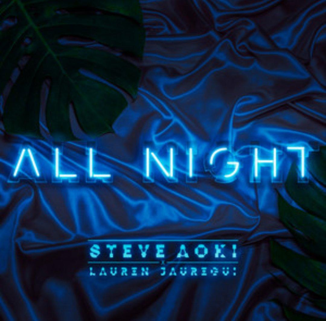 Voto por #AllNight de @steveaoki & @...
