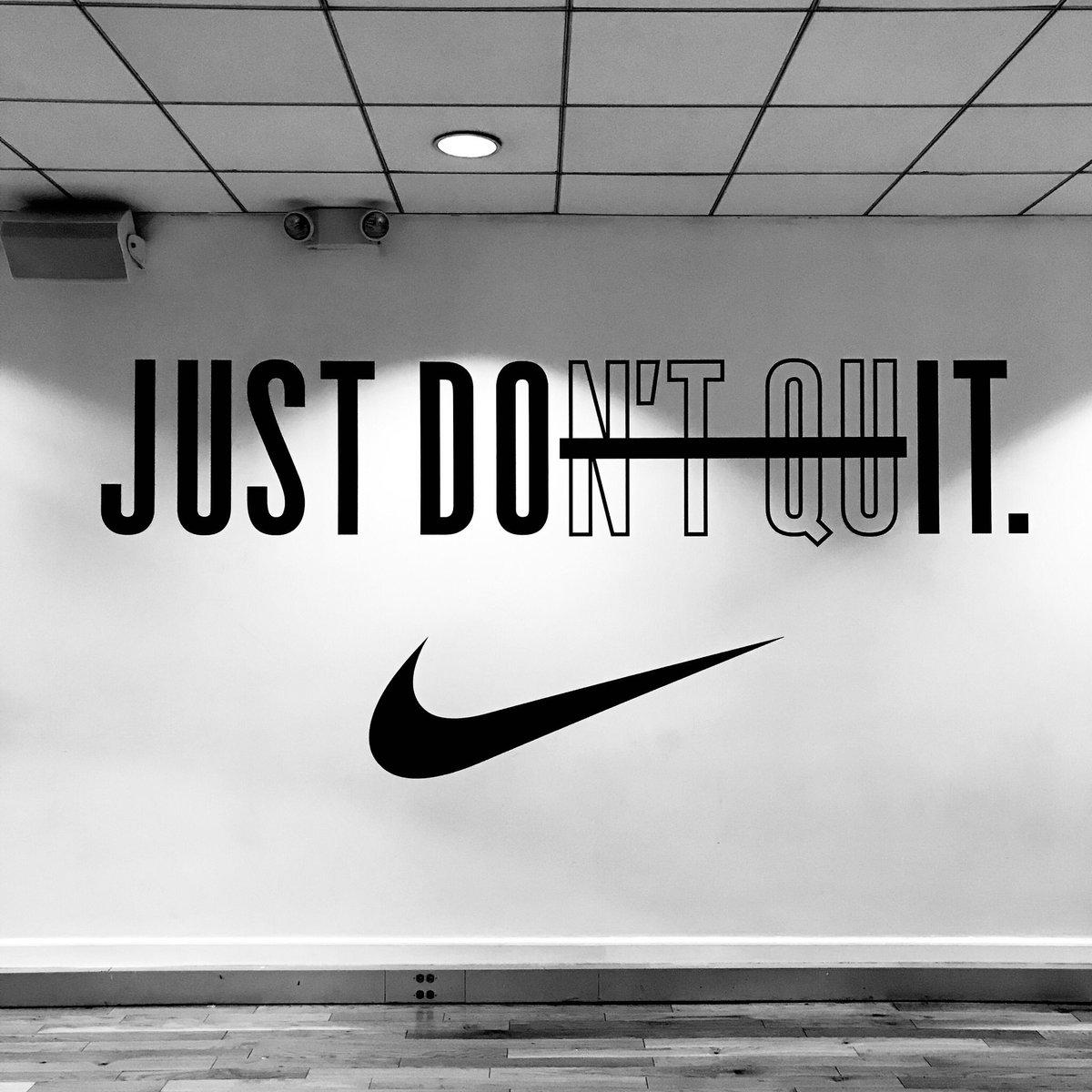J U L E S On Twitter Just Don T Quit 2018