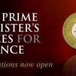 Nominations for 2018 #PMPrize for #Science now open! Recognise and reward an outstanding scientist, innovator or excellent #scienceteacher by nominating them here: https://t.co/xJpcWBphN8