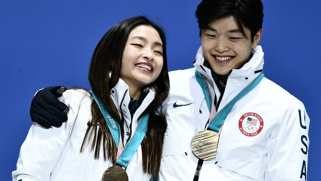 Olympic ice dancer Alex Shibutani: 'You just don't disappoint Leslie Jones' https://t.co/LnzV8JTuuF