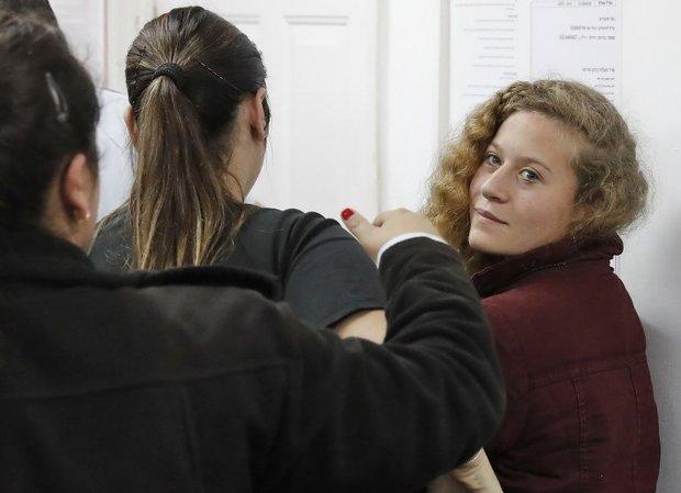 Ahed Tamimi et les femmes dans la résistance palestinienne http://ow.ly/AdPE30ixCX5  - FestivalFocus