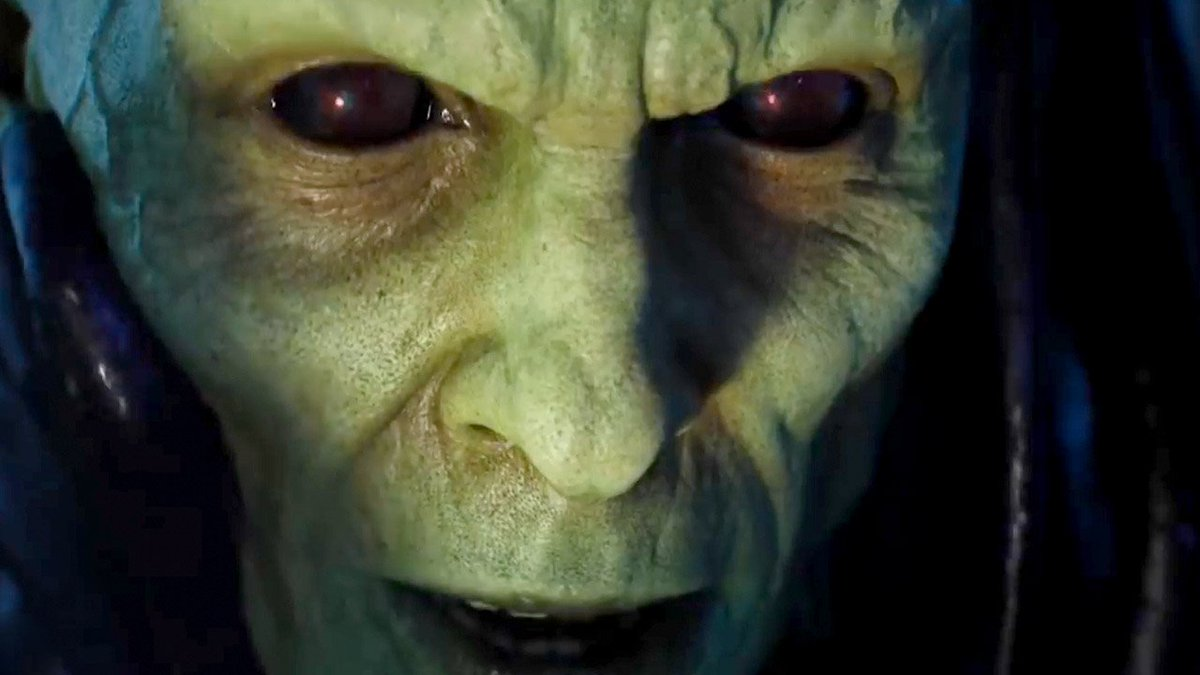 Our first look at #Kryptons supervillain - Brainiac