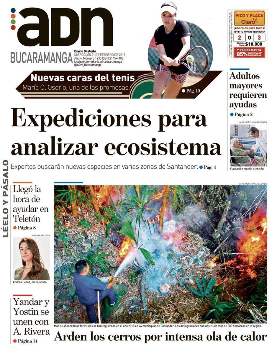 Las Noticias Del Día En Adn Bucaramanga
