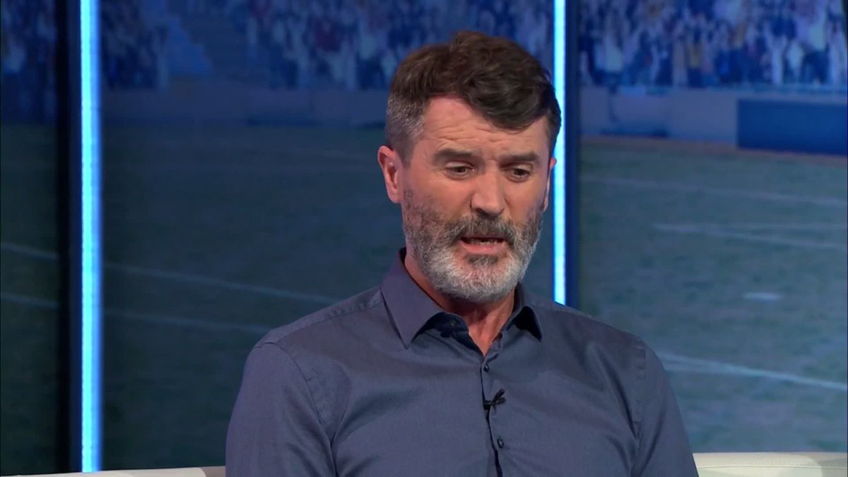 Oh no Roy Keane will be losing some support here 😂😂 in all seriousness he's spot on with what he's saying so let's cut Jose some slack