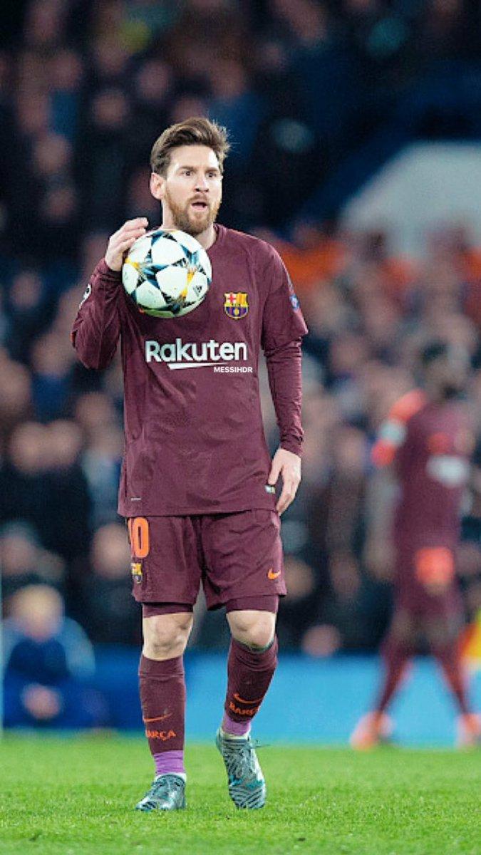 الشيخ's photo on Messi