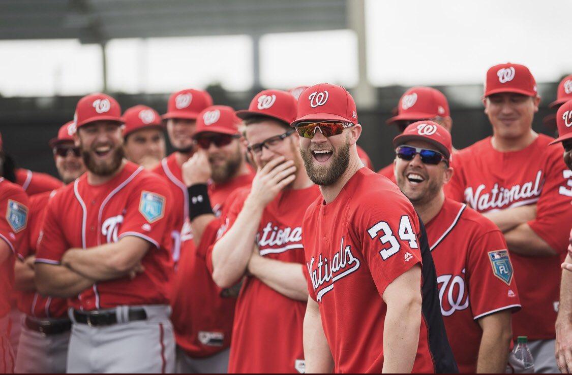 Bryce Harper's photo on Baseball